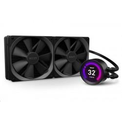 NZXT vodní chladič Kraken Z63 / 2x 140mm fan /socket...