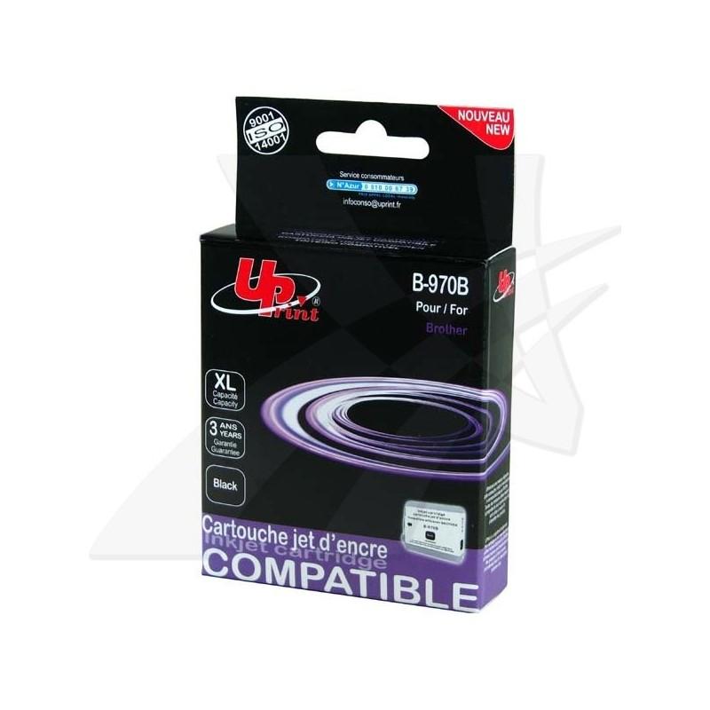 UPrint kompatibil ink s LC-1000BK, black, 18ml, B-970B, pre Brother DCP-330C, 540CN, 130C, MFC-240C, 440CN
