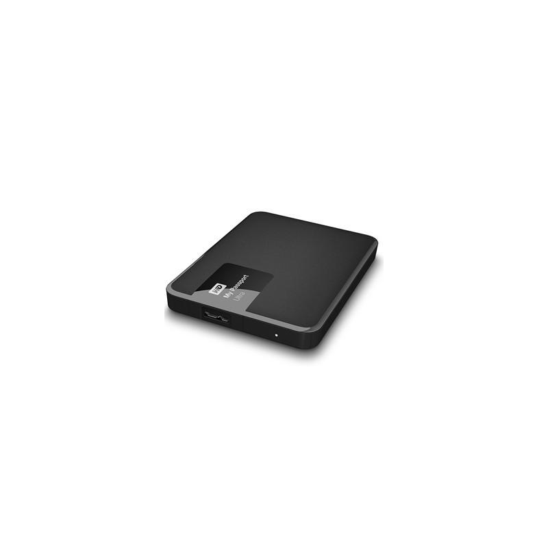 HDD WD My Passport Ultra 500GB black WDBWWM5000ABK WDBWWM5000ABK-EESN