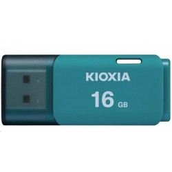 KIOXIA Hayabusa Flash drive 16GB U202, Aqua LU202L016GG4