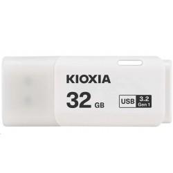 KIOXIA Hayabusa Flash drive 32GB U301, bílá LU301W032GG4
