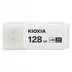 KIOXIA Hayabusa Flash drive 128GB U301, bílá LU301W128GG4