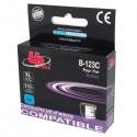 UPrint kompatibil ink s LC-123C, cyan, 600str., 10ml, B-123C, pre Brother MFC-J4510 DW