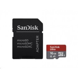 SanDisk 20-pack in Shelf-ready-Display 16GB microSDHC Ultra (98MB/s...