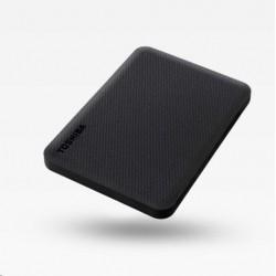 "TOSHIBA HDD CANVIO ADVANCE (NEW) 1TB, 2,5"", USB 3.2 Gen 1, černá /..."