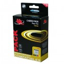 UPrint kompatibil ink s CLI521, 2xblack/1xcyan/1xmagenta/1xyellow, C-520/521 PACK, pre Canon iP3600, iP4600, MP620, MP630, MP980