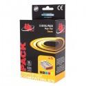 UPrint kompatibil ink s CLI551, 2xblack/1xcyan/1xmagenta/1xyellow, C-551XL-PACK, pre Canon PIXMA iP7250, MG5450, MG6350