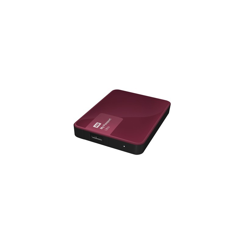 HDD WD My Passport Ultra 2TB red WDBBKD0020BBY WDBBKD0020BBY-EESN