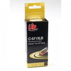 UPrint kompatibil ink s CLI571BK XL, black, 5530str., 11ml, C-571XLB, high capacity