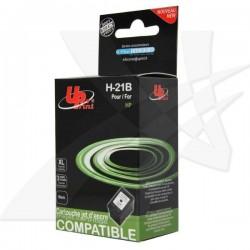 UPrint kompatibil ink s C9351AE, No.21, black, 20ml, H-21B, pre HP...