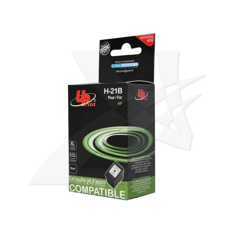 UPrint kompatibil ink s C9351AE, No.21, black, 20ml, H-21B, pre HP PSC-1410, DeskJet F380, OJ-4300, Deskjet F2300 H-21XL
