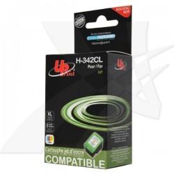 UPrint kompatibil ink s C9361EE, No.342, color, 15ml, H-342CL, pre...