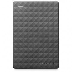 SEAGATE Expansion Portable, USB3.0 - 2TB, čierny STEA2000400