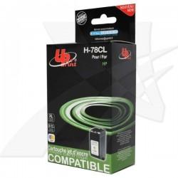 UPrint kompatibil ink s C6578AE, No.78, color, 45ml, H-78CL, pre HP DeskJet 970Cxi, 940, psc 750, 950, 1215, P1100
