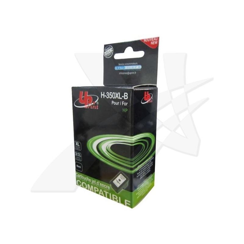 UPrint kompatibil ink s CB336EE, No.350XL, black, 35ml, H-350XL-B, pre HP Officejet J5780, J5785