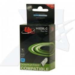 UPrint kompatibil ink s CD972AE, No.920XL, cyan, 12ml, H-920XLC,...