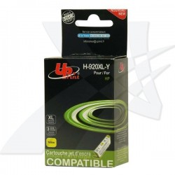UPrint kompatibil ink s CD974AE, No.920XL, yellow, 12ml, H-920-XL, pre HP Officejet H-920XLY