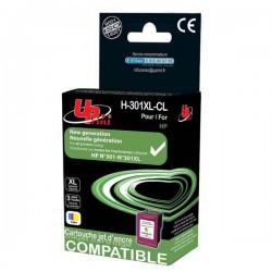 UPrint kompatibil ink s CH564EE, No.301XL, color, 450str., 21ml,...