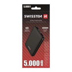 SWISSTEN WORX POWER BANK 5000 mAh 22013950