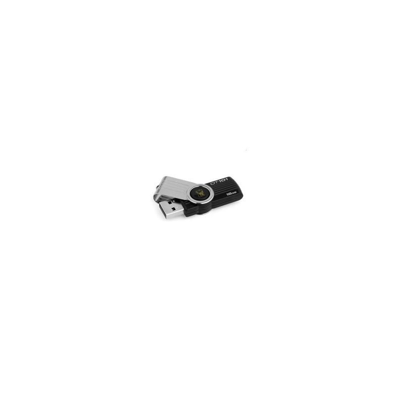 KINGSTON DataTraveler101 G2 16GB black DT101G2/16GB