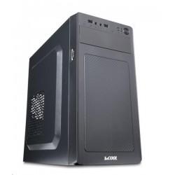 1stCOOL STEP 3, ver.1, skrinka mATX, 2x USB2.0, čierna MC-STEP3-AU-USB
