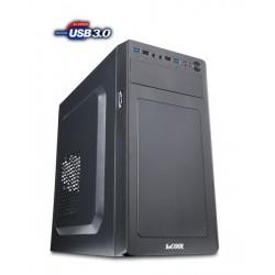 1stCOOL STEP 3, ver.2, skrinka mATX, 2x USB3.0 + 2x USB2.0 čierna...