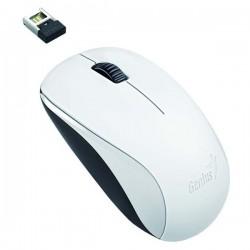 Genius Myš NX-7000, 2.4 [GHz], optická, 3tl., 1 koliesko, bezdrôtová, biela, 1200DPI, univerzál 31030109108