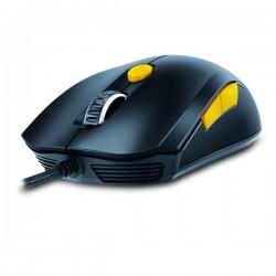 Genius Myš GX GAMING Scorpion M6-600, 6tl., drôtová USB, čierno-žltá, 5000DPI 31040063102