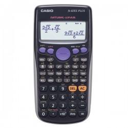 Kalkulačka Casio, FX 82ES PLUS, čierna, školská, desaťmiestna