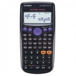 Kalkulačka Casio, FX 350 ES PLUS, čierna, školská, dvanásťmiestna