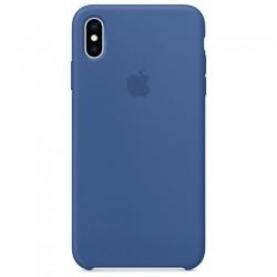 Apple iPhone XS Max Silicone Case - Delft Blue MVF62ZM/A
