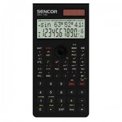 Kalkulačka Sencor, SEC 160 WE, biela, školská, dvanásťmiestna