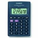 Kalkulačka Casio, HL 4, čierna, vrecková, osemmiestna HL4