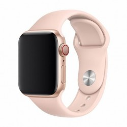 Devia Apple Watch Deluxe Series Sport Band (40mm) Pink Sand...