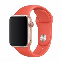 Devia Apple Watch Deluxe Series Sport Band (44mm) Nectarine...