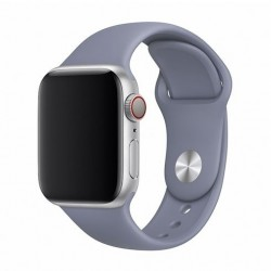 Devia Apple Watch Deluxe Series Sport Band (44mm) Lavender Gray...
