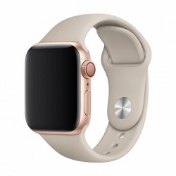 Devia Apple Watch Deluxe Series Sport Band (44mm) Stone 6938595324925