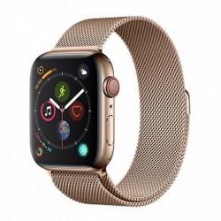 Devia Apple Watch Elegant Series Milanese Loop (40mm) Gold...