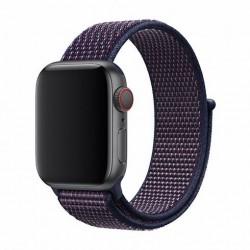 Devia Apple Watch Deluxe Series Sport3 Band (40mm) Indigo...
