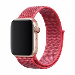 Devia Apple Watch Deluxe Series Sport3 Band (44mm) Hibiscus...