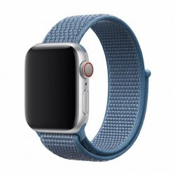 Devia Apple Watch Deluxe Series Sport3 Band (44mm) Cape Cod Blue...