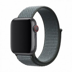 Devia Apple Watch Deluxe Series Sport3 Band (44mm) Storm Gray...