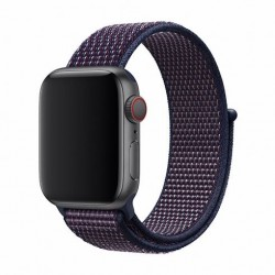 Devia Apple Watch Deluxe Series Sport3 Band (44mm) Indigo...