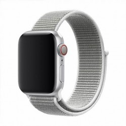 Devia Apple Watch Deluxe Series Sport3 Band (44mm) Seashell...