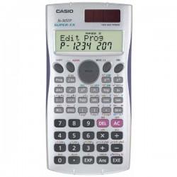 Kalkulačka Casio, FX 3650 P, biela, programovateľná, dvanásťmiestna