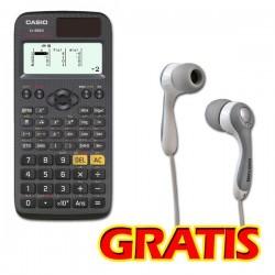 Kalkulačka Casio, FX 85 EX, čierna