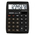 Kalkulačka Sencor, SEC 350, čierna, stolná, osemmiestna