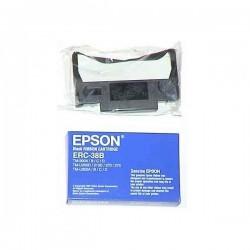 Epson originál páska do pokladne, C43S015374, ERC 38, čierna, Epson...