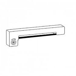 Fullmark kompatibil páska do pokladne, ERC 09, fialová, pre Epson M-160, 163, 164, 180, 185, 190, 191, 192 N363PE