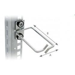 TRITON vyväzovacie háčiky, 40 x 40 mm RAX-D1-X44-X3